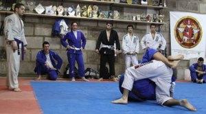 Sul Jiu Jitsu Caxias - Instrutor: Júlio Slongo